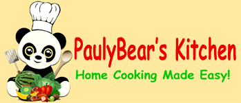 PaulyBear's Kitchen